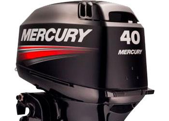 Mercury 2-takt motorer KUN ERHVERV