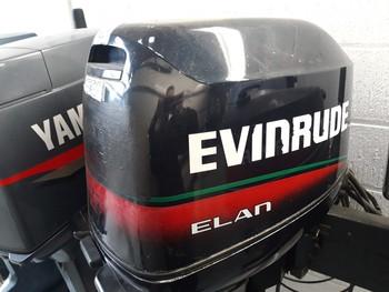 Evinrude 25 Elan